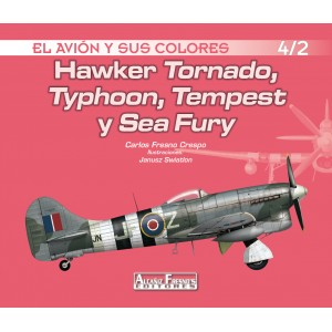 Hawker Tornado, Typhoon, Tempest y Sea Fury