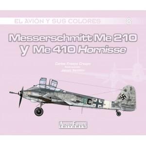 Messerschmitt Me 210 y Me 410 Hornisse