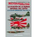 Cuaderno nº 9 La aviación de la marina imperial del japon. la aviación embarcada1922-1945 (2)