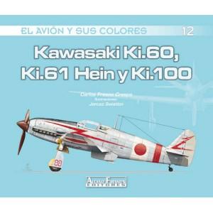 Kawasaki ki.60, ki.61 Hein y Ki.100 12