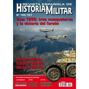 REVISTA ESPAÑOLA DE HISTORIA MILITAR 150/151