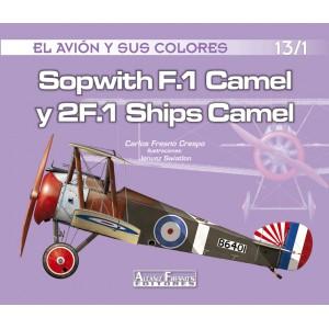 Sopwith F.1 Camel y 2f.1 Ships Camel
