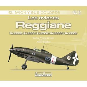 Los aviones Reggiane 9/2