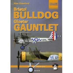 Bristol Bulldog & Gloster Gauntlet