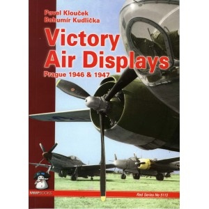 Victory Air Displays Prage 1946 & 1947
