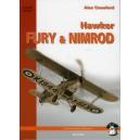 Hawker Fury & Nimrod