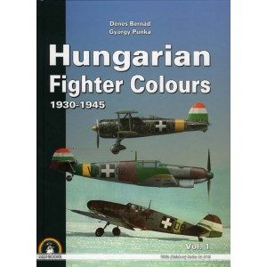 Hungarian FIghter Colours V1 1930-1945