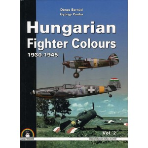 Hungarian Fighter Colours V2 1930-1945