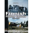 Finnish Fighter Colours 1939-1945 V1