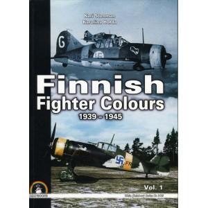 Finnish Fighter Colours 1939-1945 V1