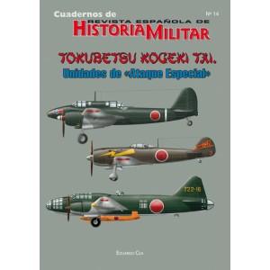 Cuaderno nº 14 Tokubetsu Kogeki tai. Unidades de «Ataque Especial»