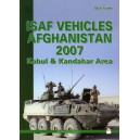 ISAF Vehicles Afghanistan 2007 Kabul & Kandahar Area