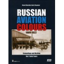 Russian Aviation Colours 1909-1922
