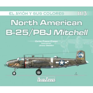 North American B-25/PBJ Mitchell 11/3