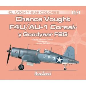 Chance Vought F4U/AU-1 Corsair y Goodyear F2G