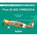 Fiat G.50 FRECCIA