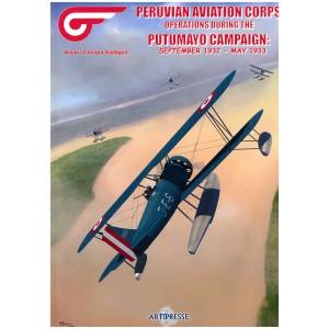 Peruvian Aviation Corps During the Putumayo Campaign: September 1932 - May 1933