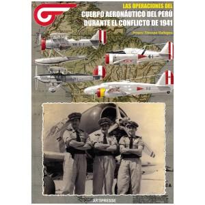 Las Operaciones del Cuerpo Aeronáutico del Perú durante el conflicto de 1941