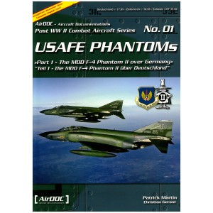 USAFE Phantoms Part 1 - The MOD F-4 Phantom II over Germany