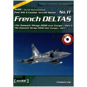 French Deltas The Dassault Mirage 2000 over Europe Part 1