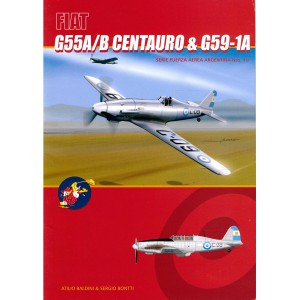 Fiat G55A/B Centauro & G59-1A
