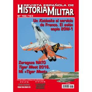 REVISTA ESPAÑOLA DE HISTORIA MILITAR 162/163