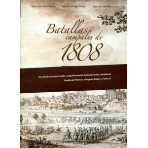 BATALLAS CAMPALES DE 1808