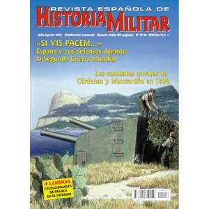 REVISTA ESPAÑOLA DE HISTORIA MILITAR 13/14