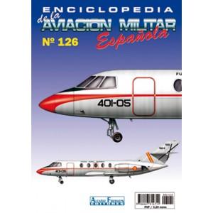 ENCICLOPEDIA DE LA AVIACIÓN MILITAR ESPAÑOLA 126