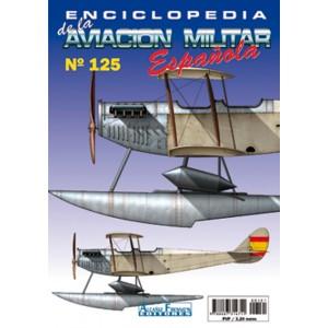 ENCICLOPEDIA DE LA AVIACIÓN MILITAR ESPAÑOLA 125