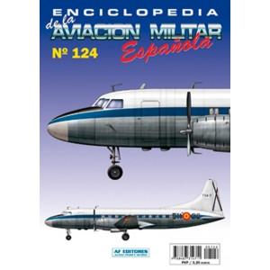 ENCICLOPEDIA DE LA AVIACIÓN MILITAR ESPAÑOLA 124