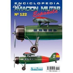 ENCICLOPEDIA DE LA AVIACIÓN MILITAR ESPAÑOLA 122
