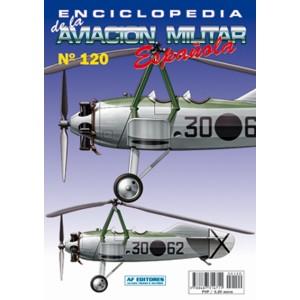 ENCICLOPEDIA DE LA AVIACIÓN MILITAR ESPAÑOLA 120