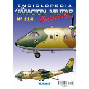 ENCICLOPEDIA  DE LA AVIACIÓN MILITAR ESPAÑOLA 114
