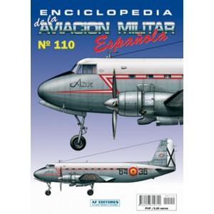 ENCICLOPEDIA DE LA AVIACIÓN MILITAR ESPAÑOLA 110
