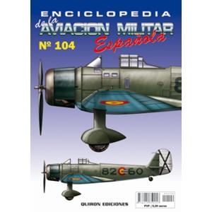 ENCICLOPEDIA DE LA AVIACIÓN MILITAR ESPAÑOLA 104