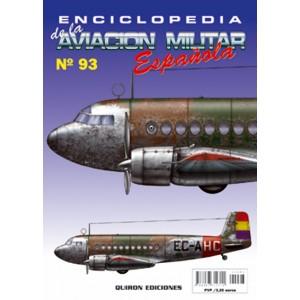 ENCICLOPEDIA DE LA AVIACIÓN MILITAR ESPAÑOLA 93