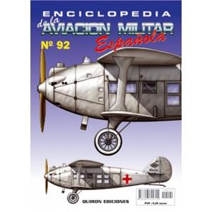 ENCICLOPEDIA DE LA AVIACIÓN MILITAR ESPAÑOLA 92