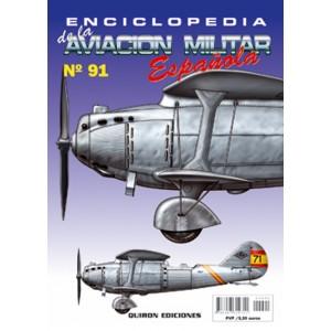 ENCICLOPEDIA DE LA AVIACIÓN MILITAR ESPAÑOLA 91