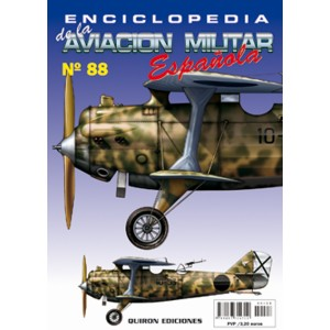 ENCICLOPEDIA DE LA AVIACIÓN MILITAR ESPAÑOLA 88
