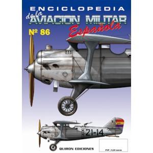 ENCICLOPEDIA DE LA AVIACIÓN MILITAR ESPAÑOLA 86