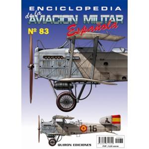 ENCICLOPEDIA DE LA AVIACIÓN MILITAR ESPAÑOLA 83