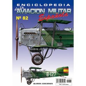 ENCICLOPEDIA DE LA AVIACIÓN MILITAR ESPAÑOLA 82