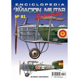 ENCICLOPEDIA DE LA AVIACIÓN MILITAR ESPAÑOLA 81