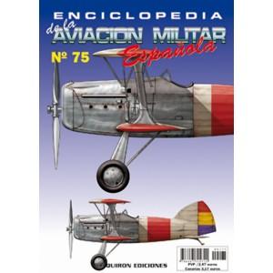 ENCICLOPEDIA DE LA AVIACIÓN MILITAR ESPAÑOLA 75