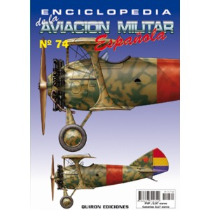 ENCICLOPEDIA DE LA AVIACIÓN MILITAR ESPAÑOLA 74