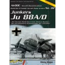 World War II Combat Aircraft Photo Archive. N.º 2 Junkers Ju 88A/D