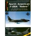 """North American F-86K """"Sabre"""""""