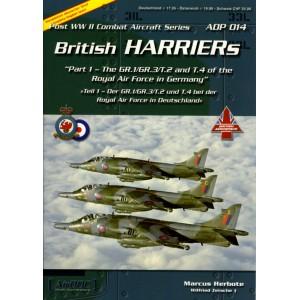 British Harriers