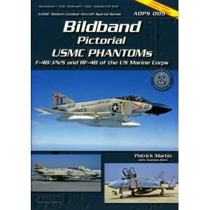 Bildband Pictorial USMC PHANTOMS